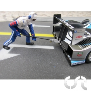 team peugeot m cano avec l ve rapide le mans miniatures casaslotracing. Black Bedroom Furniture Sets. Home Design Ideas
