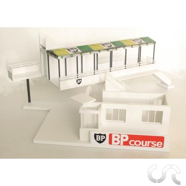 escalier le mans 70 39 en kit plastique mf motorsport casaslotracing. Black Bedroom Furniture Sets. Home Design Ideas