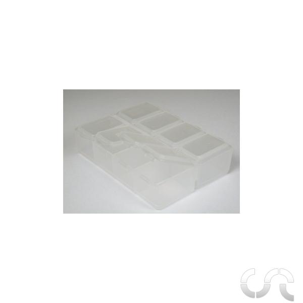 Boite de rangement 8 compartiments mb slot casaslotracing - Boite de rangement casa ...