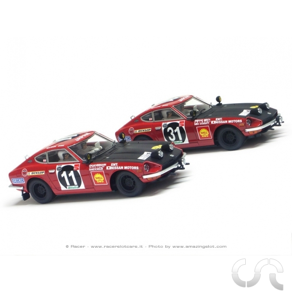 Datsun 240Z N°31 - RACER-SILVERLINE - CasaSlotRacing