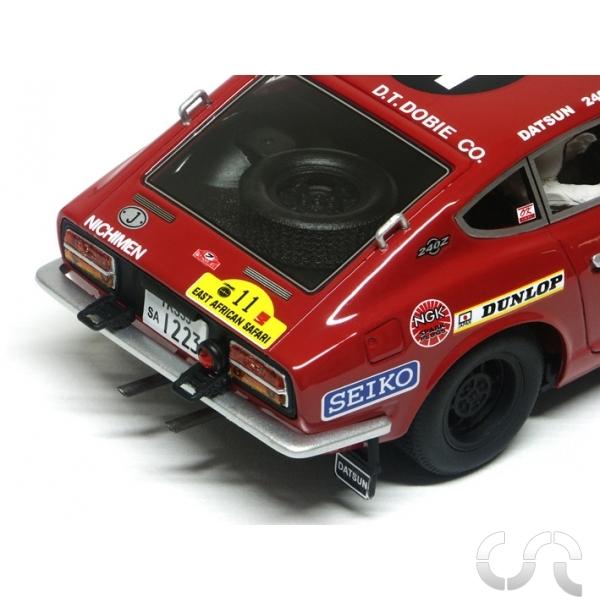 Datsun 240Z N°11 - RACER-SILVERLINE - CasaSlotRacing