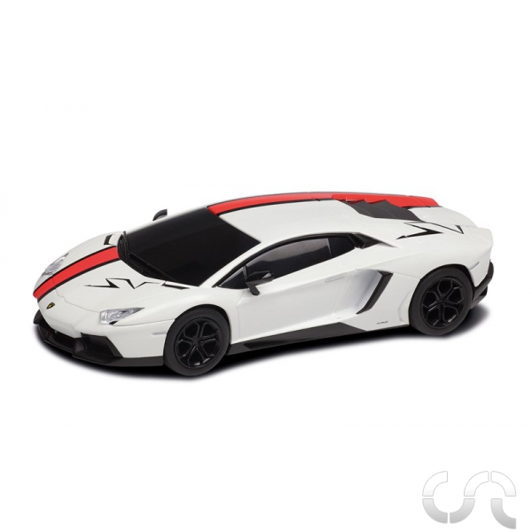 lamborghini aventador lp700 blanche scalextric casaslotracing. Black Bedroom Furniture Sets. Home Design Ideas