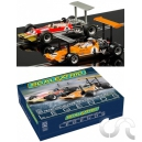 Coffret Lotus Type 49B N°9 Vs McLaren M7 N°4