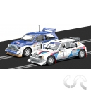 Coffret Classic Collection (Peugeot 205 T16 E2+ MG Metro 6R4)