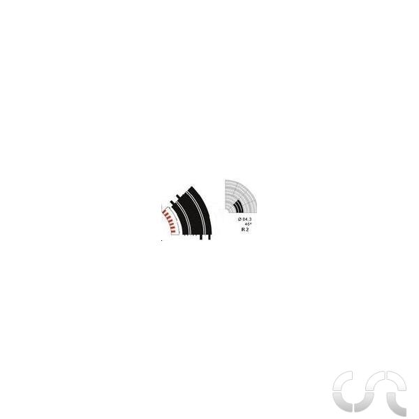 bordure int rieure courbe standard r2 ninco casaslotracing. Black Bedroom Furniture Sets. Home Design Ideas