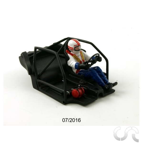 Porsche 961 Lm87 N 176 203 Le Mans Miniatures Casaslotracing