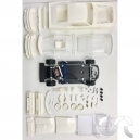 Ford Mustang Boss 302 1969/1970 Kit Blanc