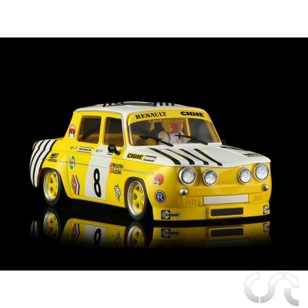 Renault 8 Gordini: Renault 8 Gordini N°8