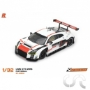 Kit Complet Audi R8 LMS GT3 2016 Cup Edition (Blanche/Rouge)