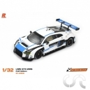 Kit Complet Audi R8 LMS GT3 2016 Cup Edition (Blanche/Bleue)