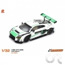 Kit Complet Audi R8 LMS GT3 2016 Cup Edition (Blanche/Verte)