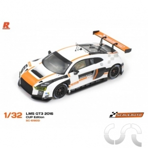 Kit Complet Audi R8 LMS GT3 2016 Cup Edition (Blanche/Orange)