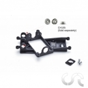 Support moteur Offset 0.0mm Anglewinder Evo6