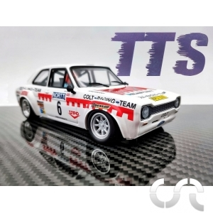 "Ford Escort Mk.1 Gr.2 ""Colt Racing""Edition N°6"