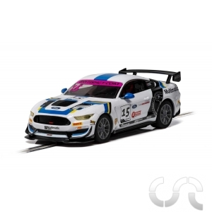 "Ford Mustang GT4 ""British GT 2019"" N°15"